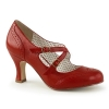 FLAPPER - 35 Red
